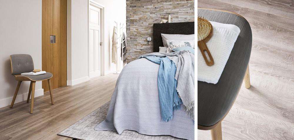 Laminaat vloer 'Long Boards' uit de MIchiel Favorites collectie van dessotarkett.nl