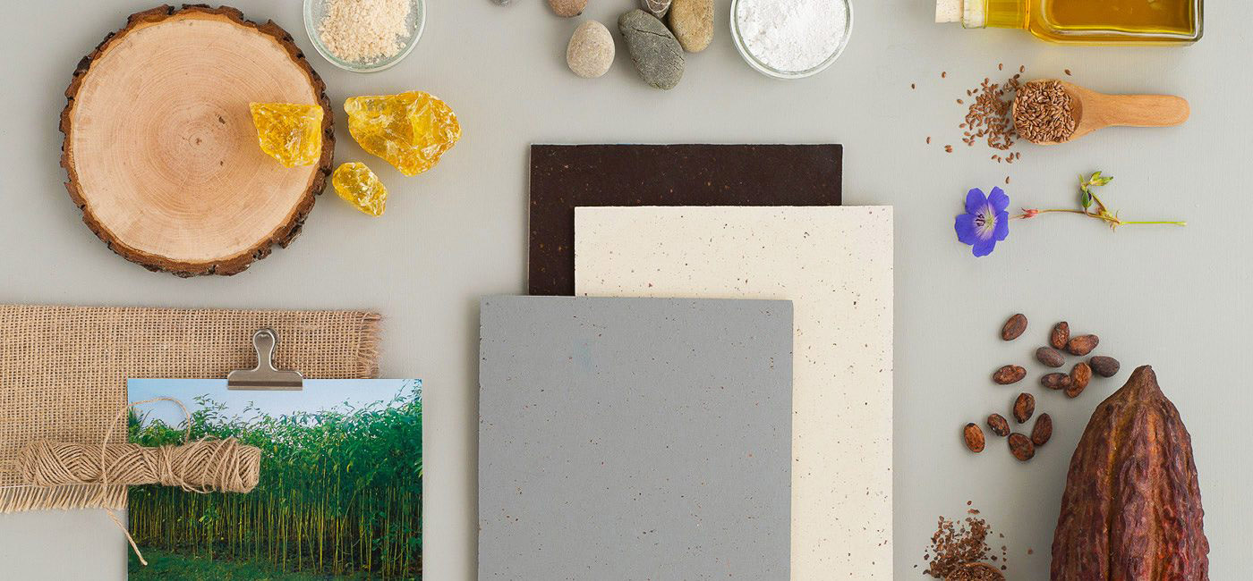 Duurzaam gezond - marmoleum
