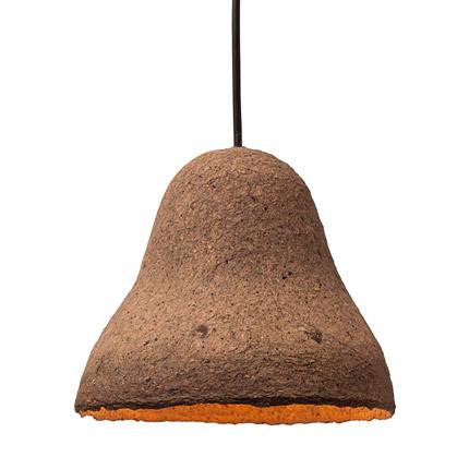 lamp met zeewier