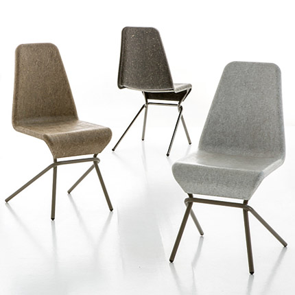 Chair Flaxx by Martin-Mostböck for Moroso