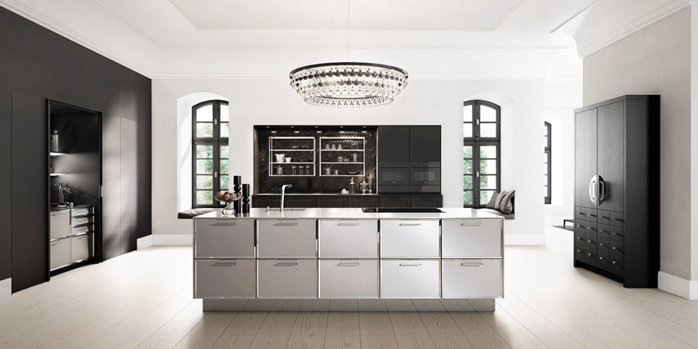 Leef je uit in de Keuken_Genius Loci van Valcucine