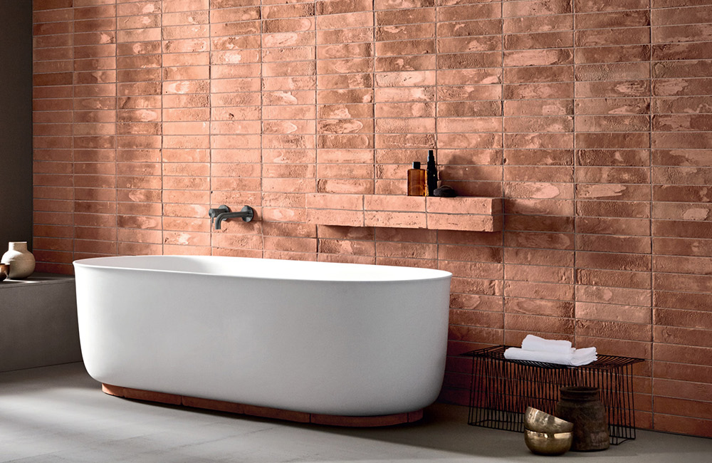 Collectie Hammam bathtub van Rexadesign