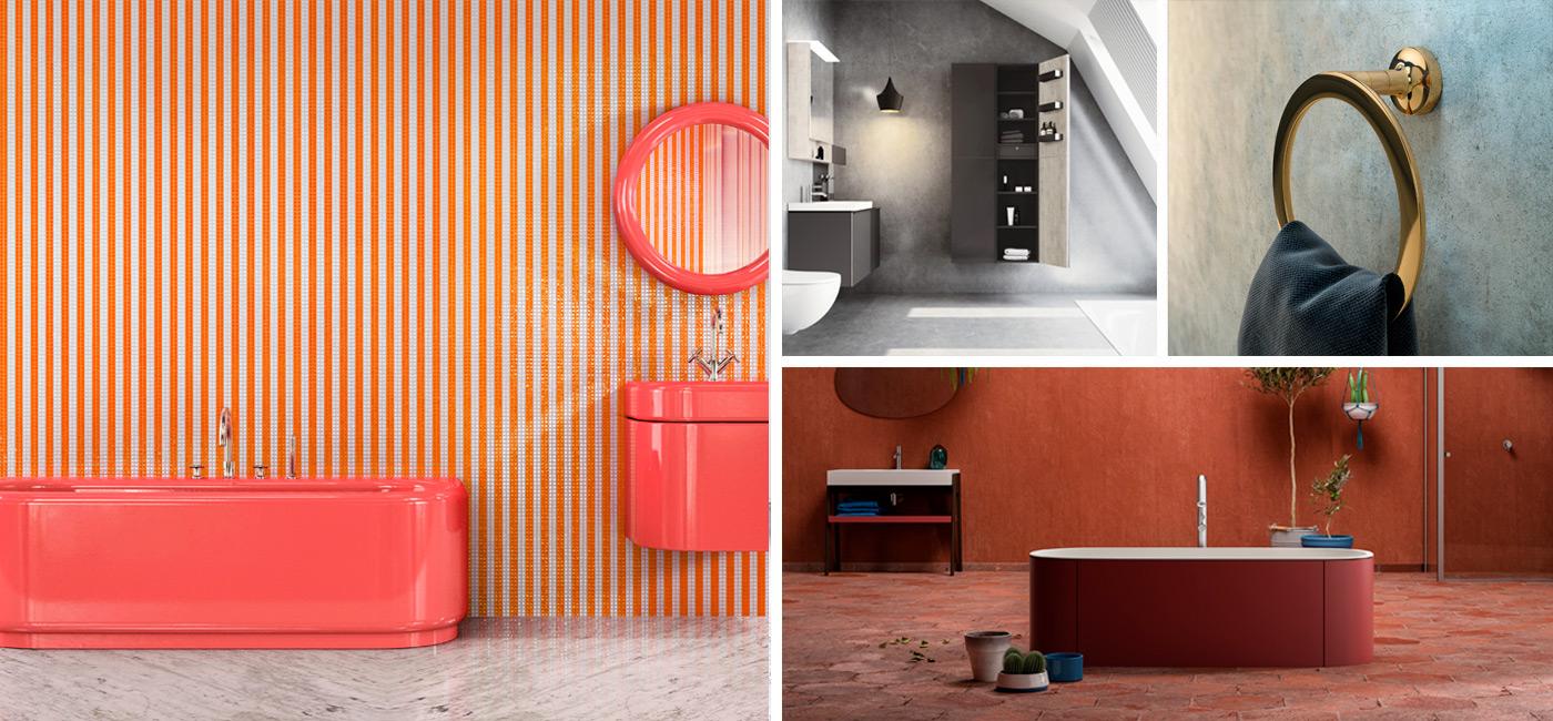 Deze badkamertrends mogen gezien worden - Trend Compass
