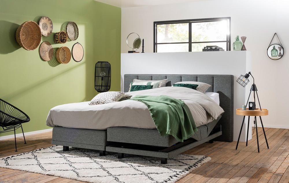 Een slaapkamer om bij weg te dromen - trend compass