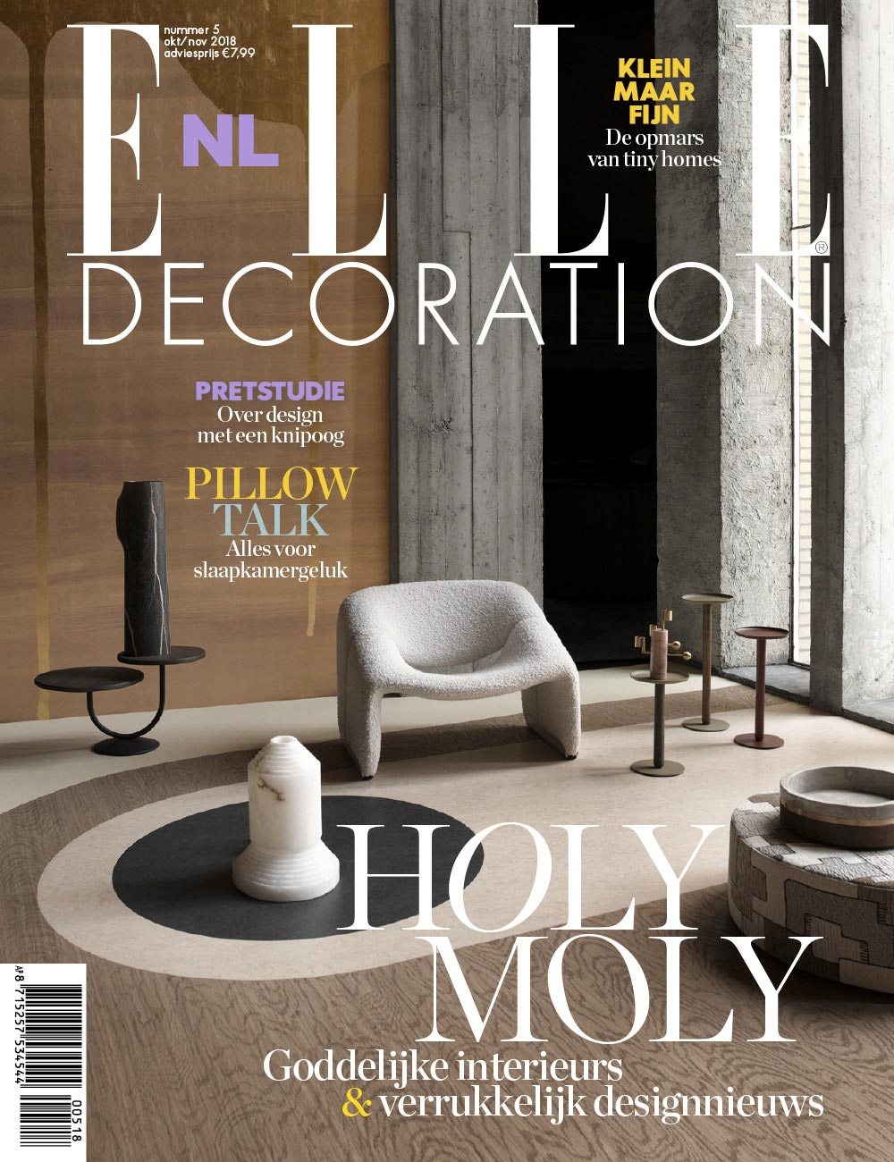 Magazine Decoration Interieur Design holy moly we're on the cover! - trend compass