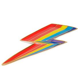 Disco Fever - Regenboog bliksemschicht schaaltje Jonathan Adler