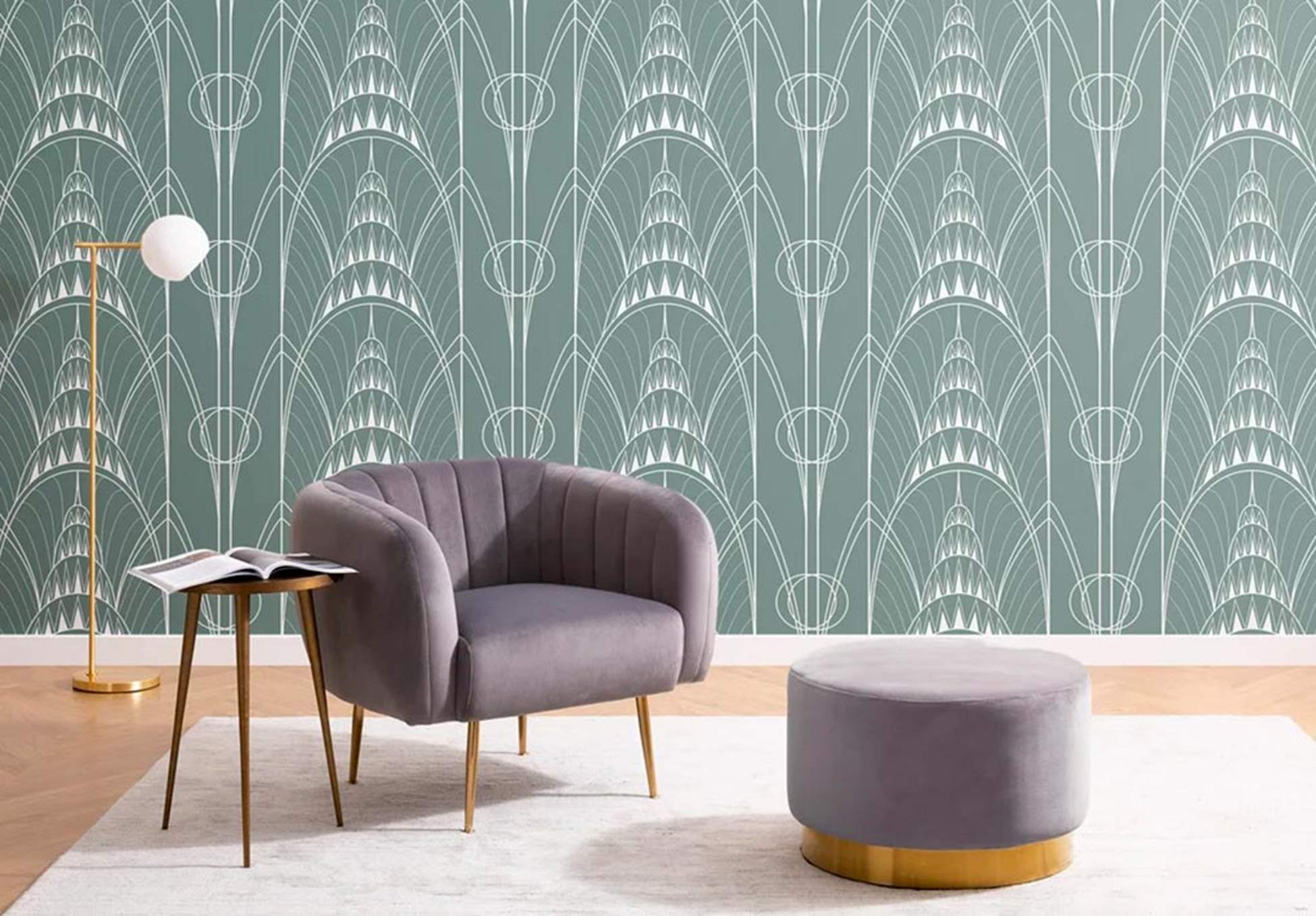 Murals wallpaper - Trend Compass