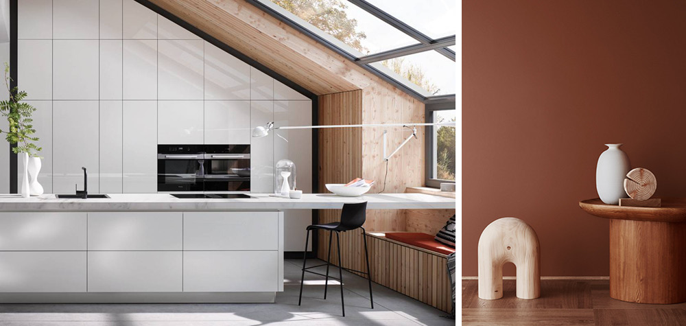 The Kitchen Architects - Keuken Architecture Internationale - Jotun Lady Pure Color