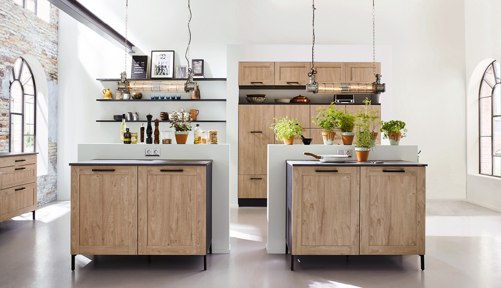 10 Stylingtips voor de luxe leefkeuken - The Kitchen Architects