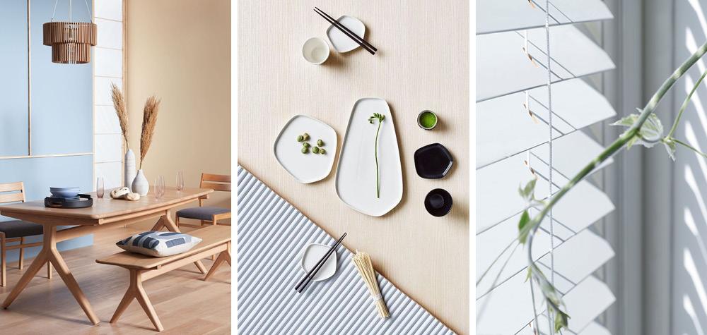 Japandi style - warm minimalisme