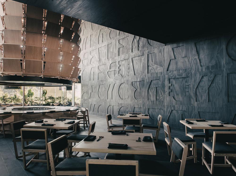 Restaurant Tori Tori van Esrawe Studio - Trend Compass - Leeuwerik